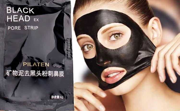 Чёрная маска от чёрных точек и прыщей: отзывы и рецепты