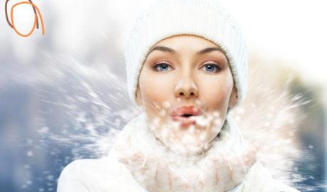 Как защитить лицо от ветров и морозов
