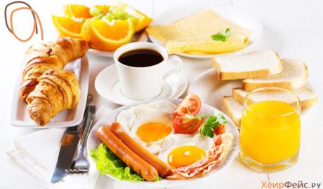 Как завтрак влияет на здоровье кожи