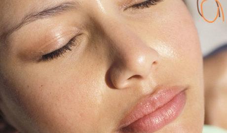 Нежный уход за жирной кожей лица